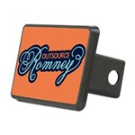 Outsource Romney Rectangular Hitch Cover