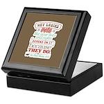 Ladies Vote Keepsake Box
