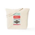 Romney Aristocracy Tote Bag