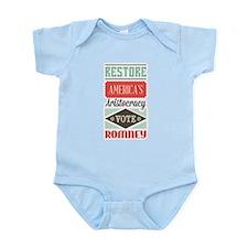Romney Aristocracy Infant Bodysuit