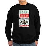 Romney Aristocracy Sweatshirt (dark)