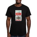 Romney Aristocracy Men's Fitted T-Shirt (dark)