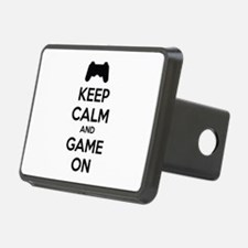 Keep calm and game on Hitch Cover