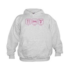 Eat Sleep Cheer Hoodie