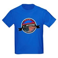 Russian American 2 x Awesome T