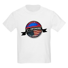 Russian American 2 x Awesome T-Shirt
