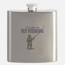 Fly Fishing Flask