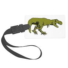 Tyrannosaurus Rex Luggage Tag