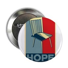 "Obama Chair 2.25"" Button"
