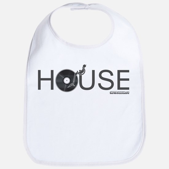 House Vinyl Bib