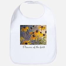 Flowers of the field Bib