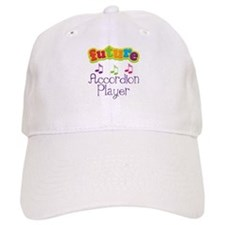Future Accordion Player Baseball Cap