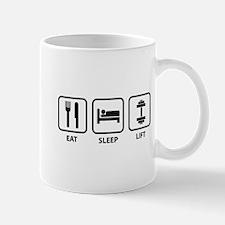 Eat Sleep Lift Mug