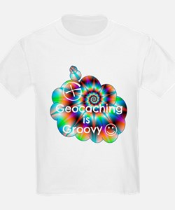 Geocaching is Groovy T-Shirt
