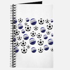 Honduras Soccer Balls Journal