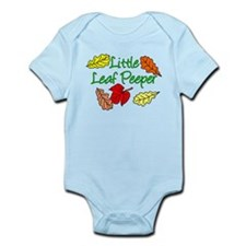 Little Leaf Peeper Infant Bodysuit