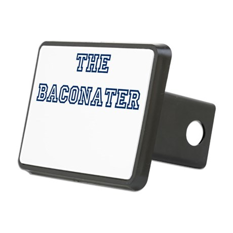 The Baconater Rectangular Hitch Cover