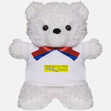 Tread on the Tea Party Teddy Bear