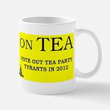 Tread on the Tea Party Mug