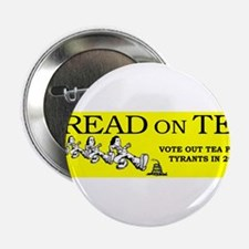"Tread on the Tea Party 2.25"" Button"