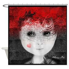 Masked - Shower Curtain