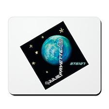 STS-127 CSA Payette Mousepad