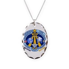 Discovery STS 128 Necklace