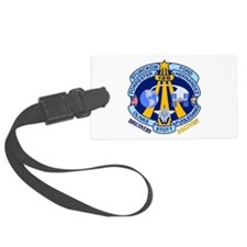 Discovery STS 128 Luggage Tag