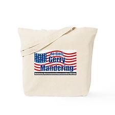 gerrymandering Tote Bag