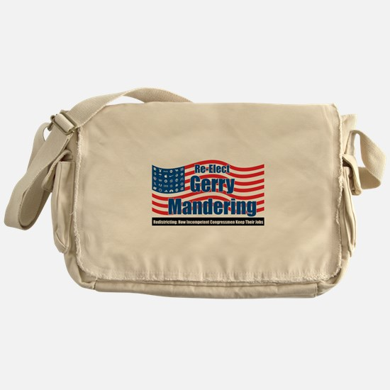 gerrymandering Messenger Bag