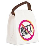 Anti Romney Canvas Lunch Bag