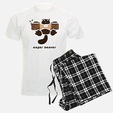 eager beaver Pajamas