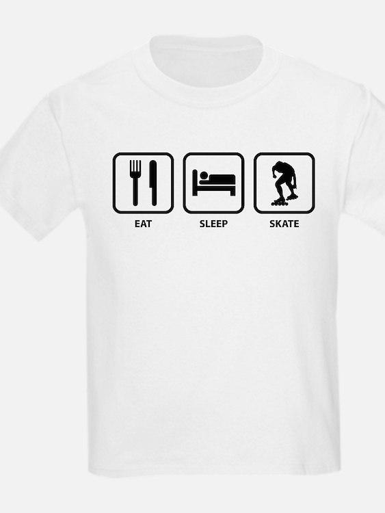Eat Sleep Skate T-Shirt