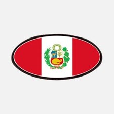 Flag of Peru Patches