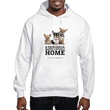 Home with Chihuahuas Hoodie