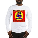Boycott Made In China K9 Kill Long Sleeve T-Shirt