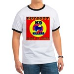Boycott Made In China K9 Kill Ringer T