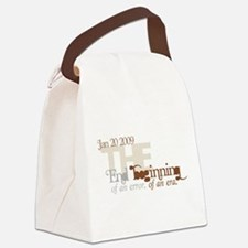 End of an Error Muted.png Canvas Lunch Bag