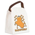 Iraqnophobia Transparent.png Canvas Lunch Bag