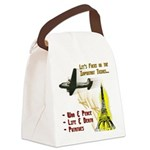 french fries4.png Canvas Lunch Bag