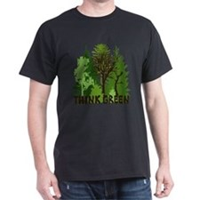 think green save nature earth forest tree trees Da