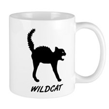 wild cat pussy Mug