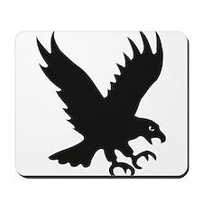 eagle bird of prey predator hunter Mousepad