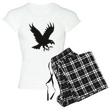 eagle bird of prey predator hunter Pajamas