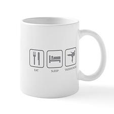 Eat Sleep Taekwondo Mug