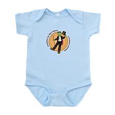 Frankie on the Ritz! Infant Bodysuit