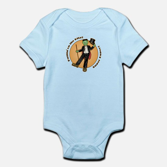 Frankie on the Ritz! Infant Bodysuit