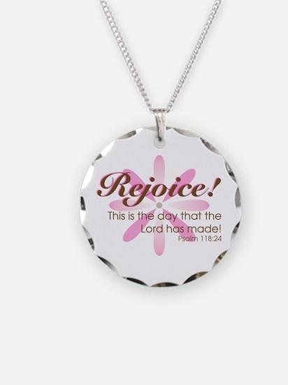 Rejoice! -- Necklace