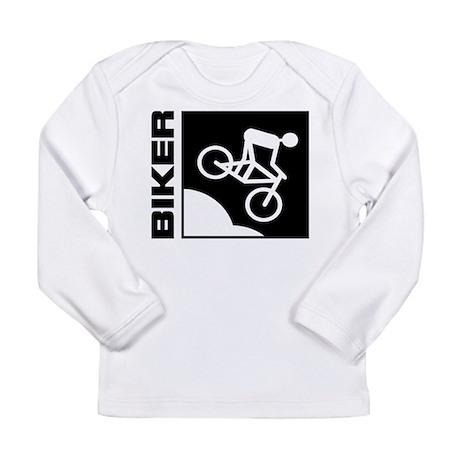 biker cycling mountain bike mtb downhill Long Slee