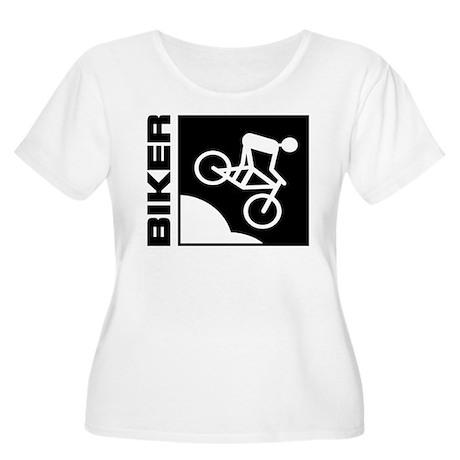biker cycling mountain bike mtb downhill Women's P